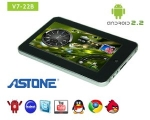 "Astone 7"" Multi Touch Tablet PC"
