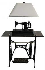 Wall lamp Antique Sewing Machine