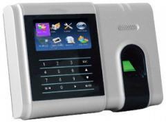 X628-TC Standalone Fingerprint Time Attendance