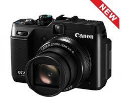 Canon PowerShot G1 X Digital cameras