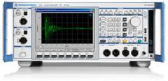 R&S®UPV Audio Analyzer