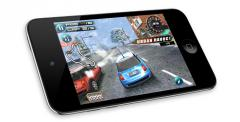 IPod Touch player