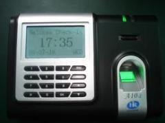X628 biometric fingerprint reader