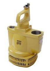 DIP 25 Pneumatic submersible pumps
