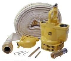DIP 35 Pneumatic submersible pumps