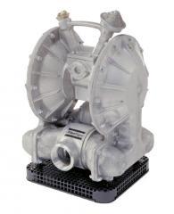 DOP 15F Pneumatic submersible pumps