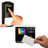 Biometric Technology W/Proximity Reader