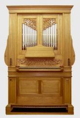Port Ludlow Positive Organ