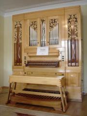 Minsk Studio Pipe Organ
