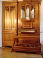 Graz Studio Pipe Organ