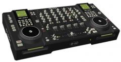 Prodigy: Professional Dual CD-MP3 Player / 4-Channel VCA Mixer