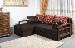 Soft corner sofa