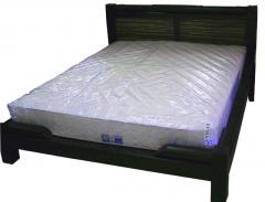 Comfort double bed