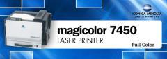 Konica Minolta magicolor 7450 - Laser Printer