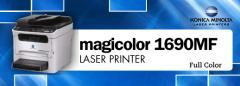 Konica Minolta magicolor 1690MF - Laser Printers