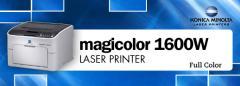 Konica Minolta magicolor 1600W - Laser Printer