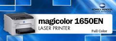 Konica Minolta magicolor 1650EN - Laser Printer