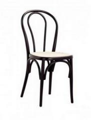 Wooden chair Vienna