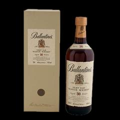 Ballantine 30 YO Scotch Whiskey 70cl