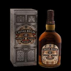 Chivas Regal Scotch Whisky 750ml Pack of 4