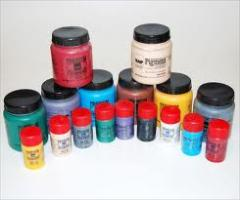 Pigment Resin Color (PRC)