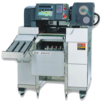 AW-4600AT Weigh Wrap System