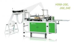 High Speed irregular shape bag making machine