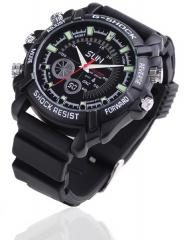 Waterproof 8GB HD 1920*1080 IR Night Vision Spy