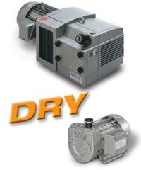 Oil-less Vacuum Pumps