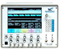 TIC Tel-Instruments TB-2100 ATC/DME/MODE S Test