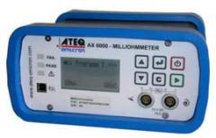 ATEQ AX6000 Milliohmmeter - Bonding Tester Part