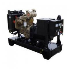 Cummins Engine 60Hz with Lisite Alternator Generator Sets