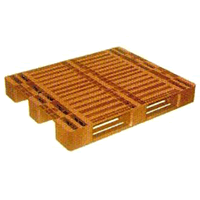 Plastic Pallet – 2 Way Open