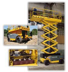 Compact 10 RTE | Compact 12 RTE scissor lifts