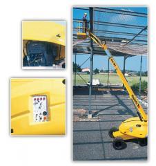 H 14 TX | H 16 TPX telescopic lifts