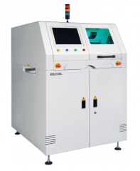 Barcode Labelling Cell machine