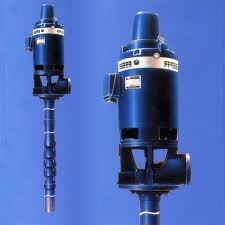 Vertical Hollo-Shaft Motors