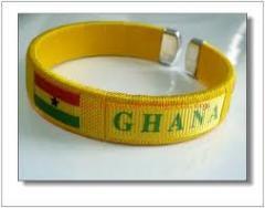 G02 fabric wrist band