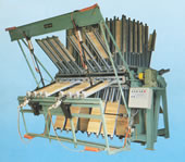 Clamp Carriers Machines