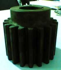 Molded Viton Rubber Product