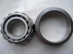Combined cylindrical roller/tapered roller