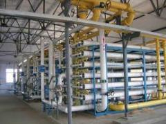 Combined Water Treatment