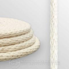 7/32 Cotton Solid Braid Rope