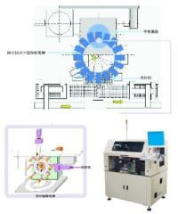 Okano - Rotation Index type Chip picker with AOI