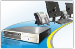 AltiGen's Voice over IP call center system