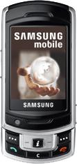 Samsung SGH-P930 phone