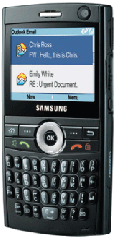 Samsung SGH-i600 phone