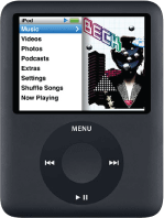 IPod nano (2GB, 4GB, 8GB) player