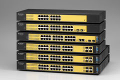 NSH-3528P Managed PoE Switch