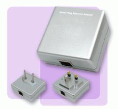 HomePlug Ethernet Adaptor HP-20